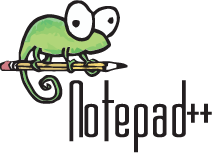 Notepad++ Logo - Text Editor