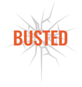 Busted Myths